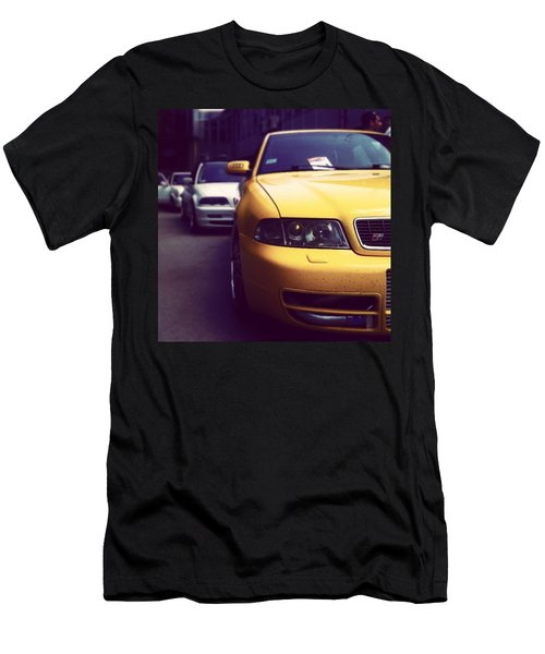 #srbija #novisad #dragracing #sportscar0 Men's T-Shirt (Athletic Fit)