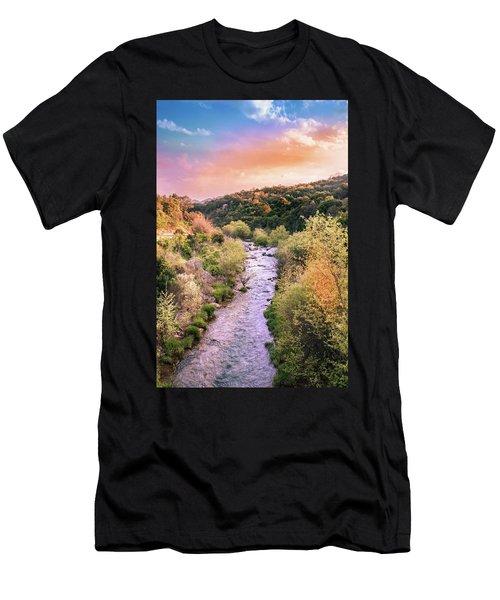 // Men's T-Shirt (Athletic Fit)