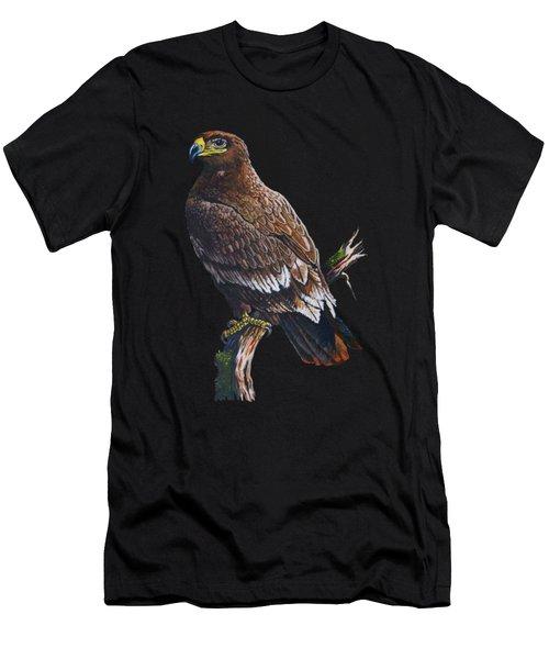 Steppe-eagle Men's T-Shirt (Athletic Fit)
