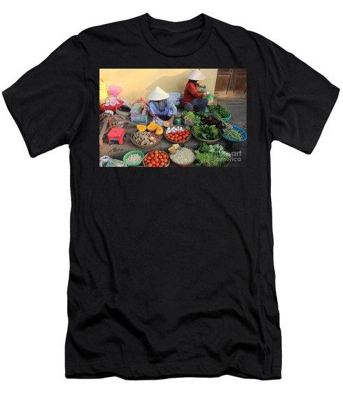 Street Merchants Hoi An Men's T-Shirt (Athletic Fit)
