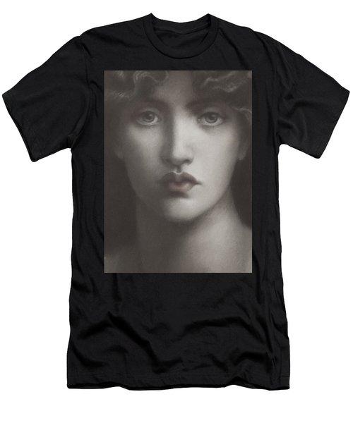 Study Of Jane Morris Men's T-Shirt (Athletic Fit)