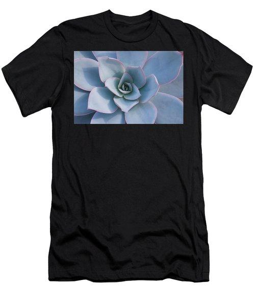 Succulent Beauty Men's T-Shirt (Athletic Fit)