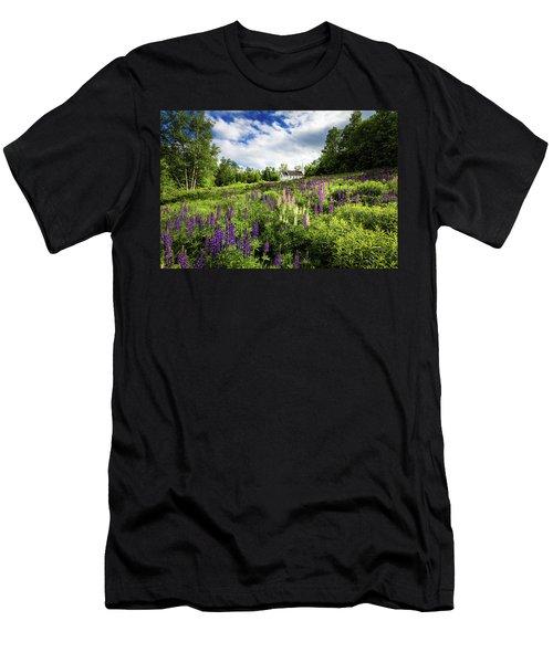Sugar Hill Men's T-Shirt (Slim Fit) by Robert Clifford
