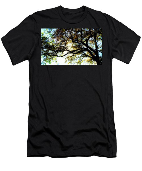 Sunday Afternoon Men's T-Shirt (Slim Fit) by Julie Hamilton