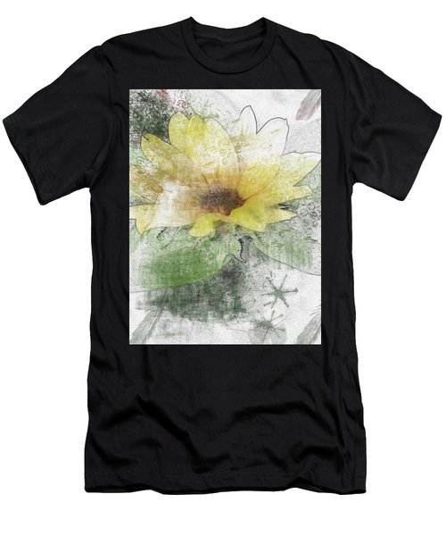 Sunflower Canvas Men's T-Shirt (Athletic Fit)