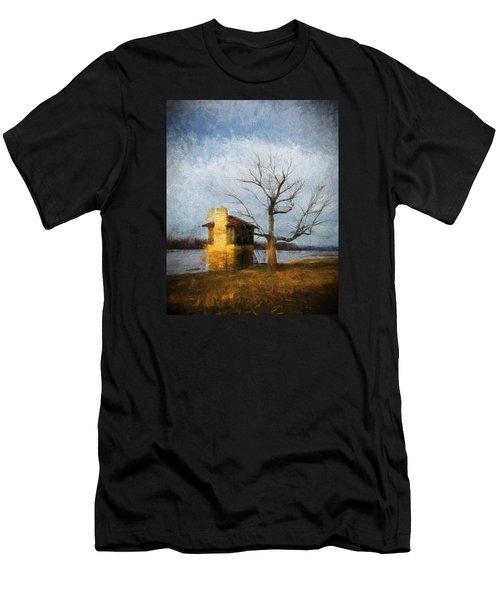 Sunrise Men's T-Shirt (Slim Fit) by John Freidenberg