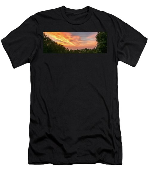 Sunrise July 22 2015 Men's T-Shirt (Athletic Fit)