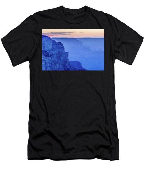 Sunset At South Rim Men's T-Shirt (Athletic Fit)