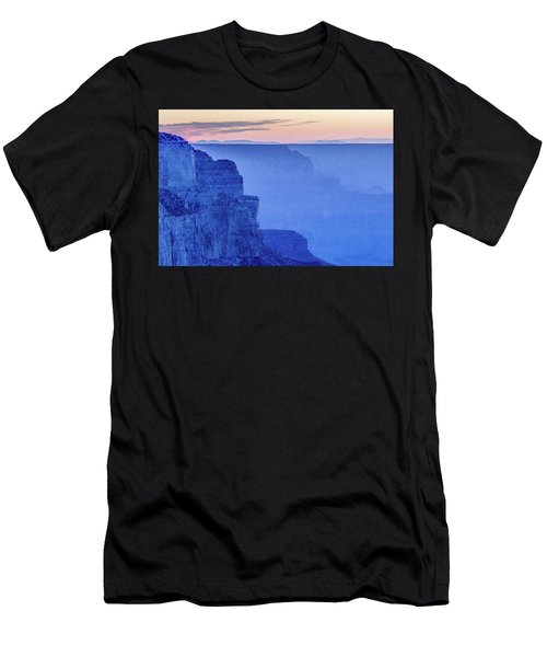 Sunset At South Rim Men's T-Shirt (Athletic Fit)