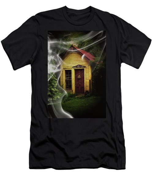 Men's T-Shirt (Slim Fit) featuring the photograph Swept Away by Jessica Brawley