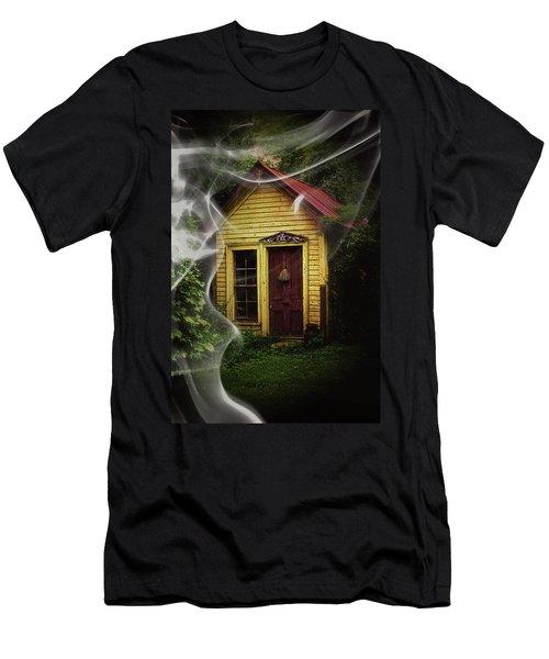 Swept Away Men's T-Shirt (Slim Fit) by Jessica Brawley