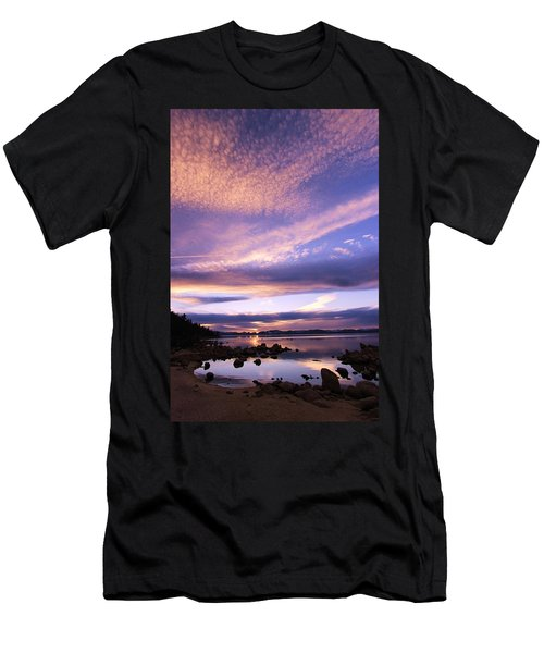 Men's T-Shirt (Athletic Fit) featuring the photograph Tahoe Wow by Sean Sarsfield
