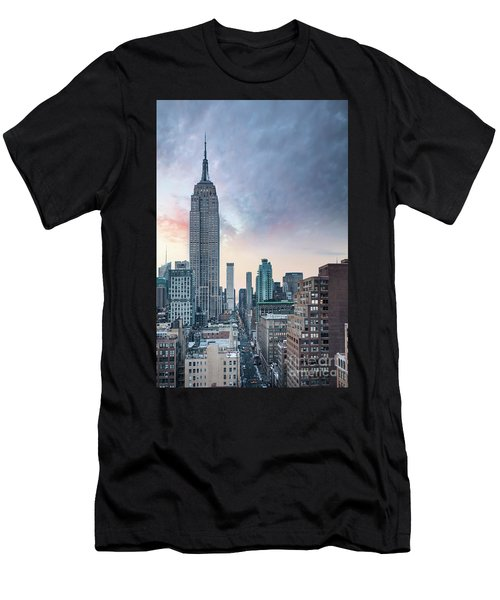 Take It To The Top Men's T-Shirt (Athletic Fit)
