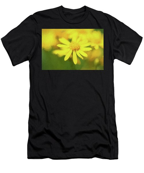 Texas Wildflower 2 Men's T-Shirt (Athletic Fit)