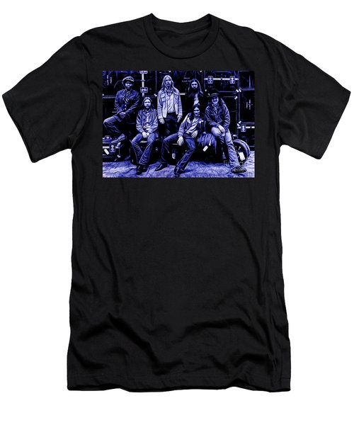 The Allman Brothers Collection Men's T-Shirt (Athletic Fit)
