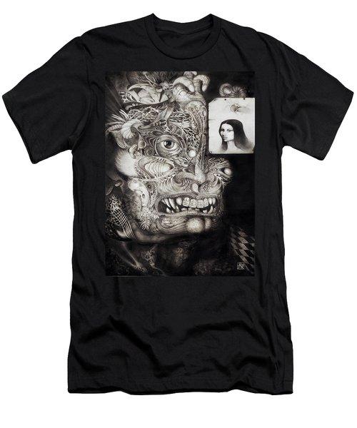The Beast Of Babylon Men's T-Shirt (Athletic Fit)