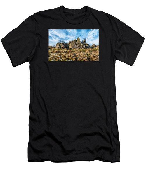 The Bomb Rocks Men's T-Shirt (Athletic Fit)