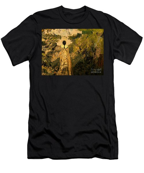 The Dream Of The Earth Men's T-Shirt (Athletic Fit)