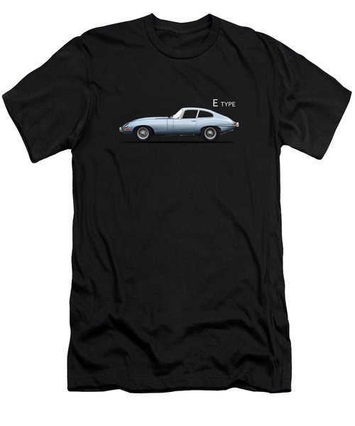 The E Type Men's T-Shirt (Athletic Fit)