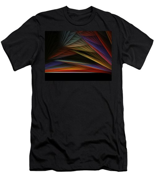 The End Of A Beautiful Day Men's T-Shirt (Athletic Fit)