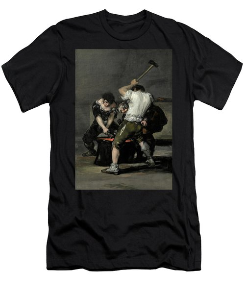 The Forge Men's T-Shirt (Athletic Fit)