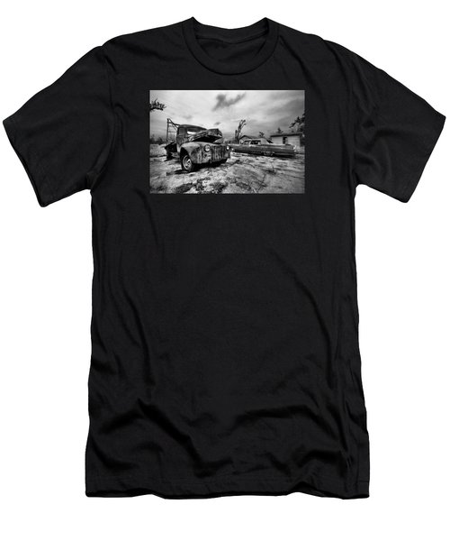The Last Tow Men's T-Shirt (Athletic Fit)