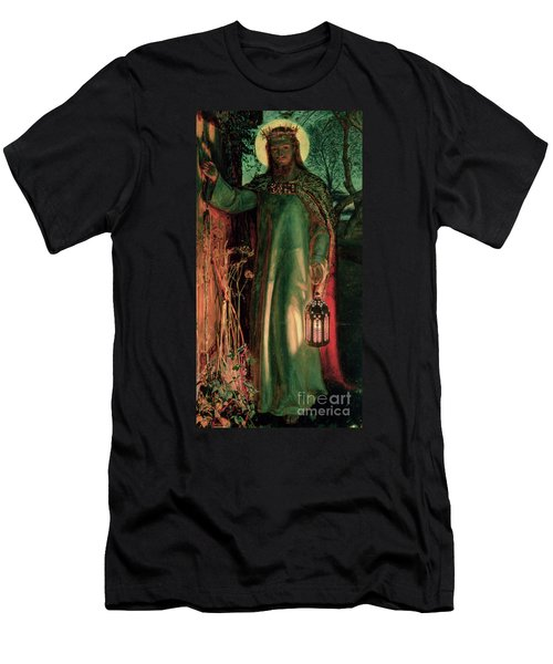 The Light Of The World Men's T-Shirt (Athletic Fit)