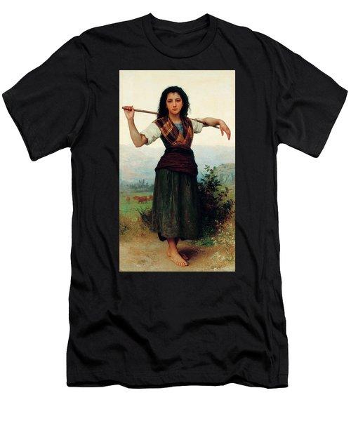 The Little Shepherdess Men's T-Shirt (Athletic Fit)