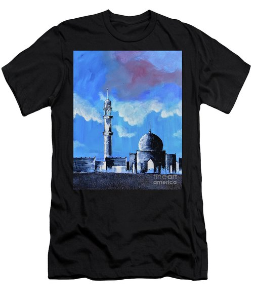 The Mosque Men's T-Shirt (Athletic Fit)