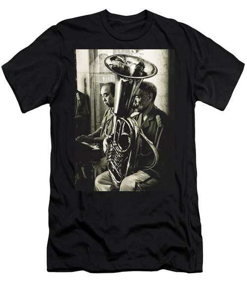 The Musicians Men's T-Shirt (Athletic Fit)