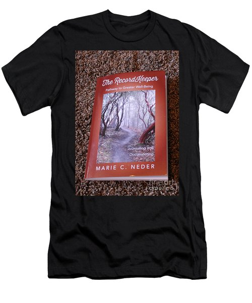Men's T-Shirt (Athletic Fit) featuring the photograph The Recordkeeper by Marie Neder