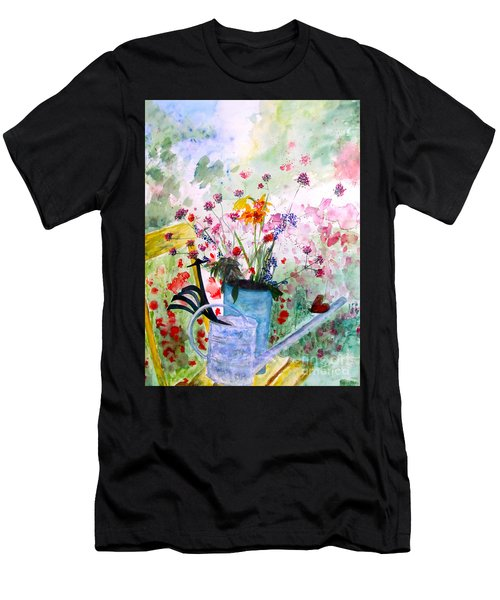 The Resting Place Men's T-Shirt (Athletic Fit)