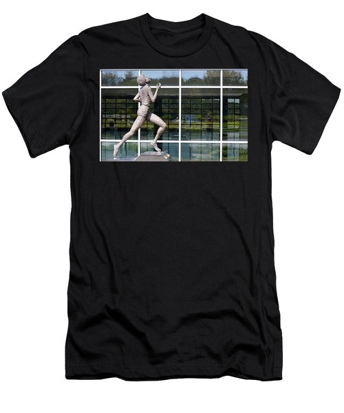 The Runner Men's T-Shirt (Athletic Fit)