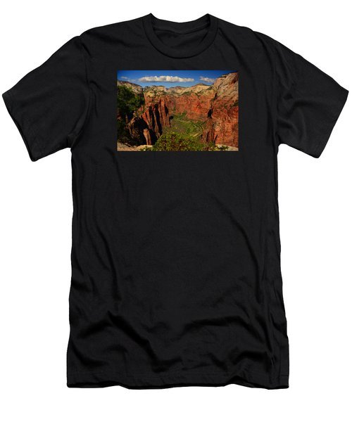 The Virgin River Men's T-Shirt (Athletic Fit)