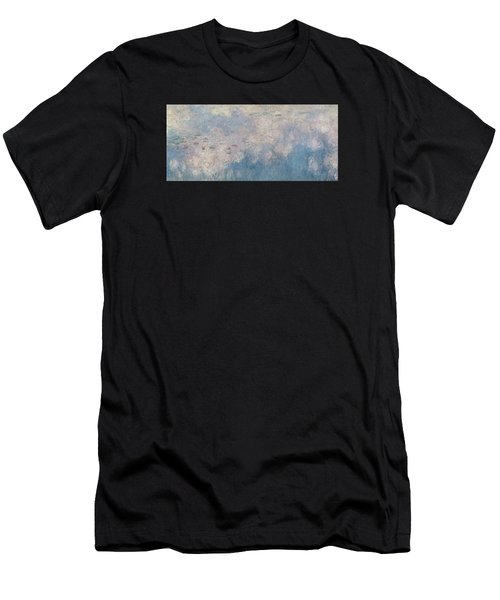 The Waterlilies  The Clouds Men's T-Shirt (Athletic Fit)