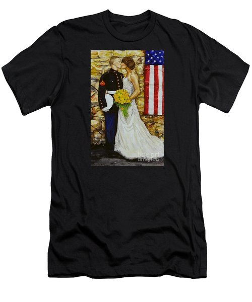 The Wedding Men's T-Shirt (Athletic Fit)