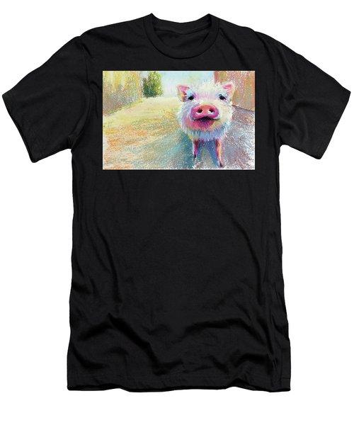 This Little Piggy Men's T-Shirt (Athletic Fit)