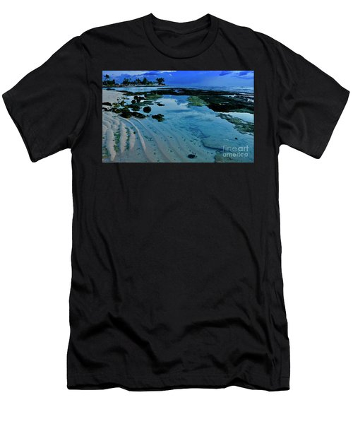 Tide Pool Men's T-Shirt (Athletic Fit)