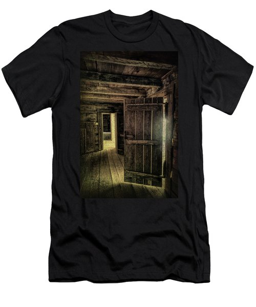 Tipton Cabin Men's T-Shirt (Athletic Fit)
