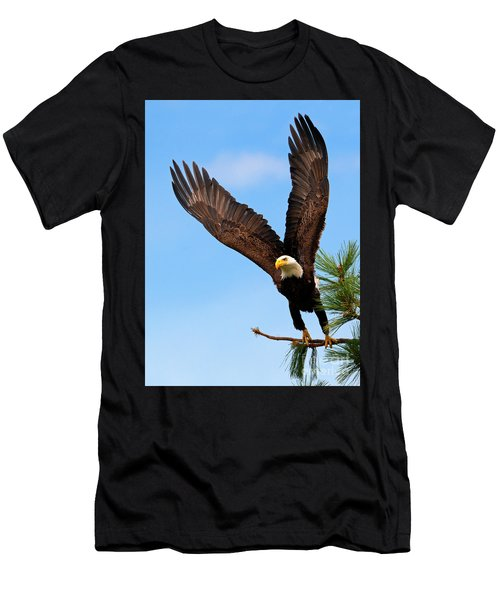 To The Air Men's T-Shirt (Athletic Fit)