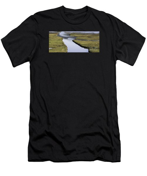 Tomales Marsh Men's T-Shirt (Athletic Fit)