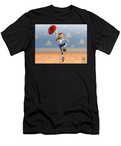 Toy Story 3 Men's T-Shirt (Athletic Fit)