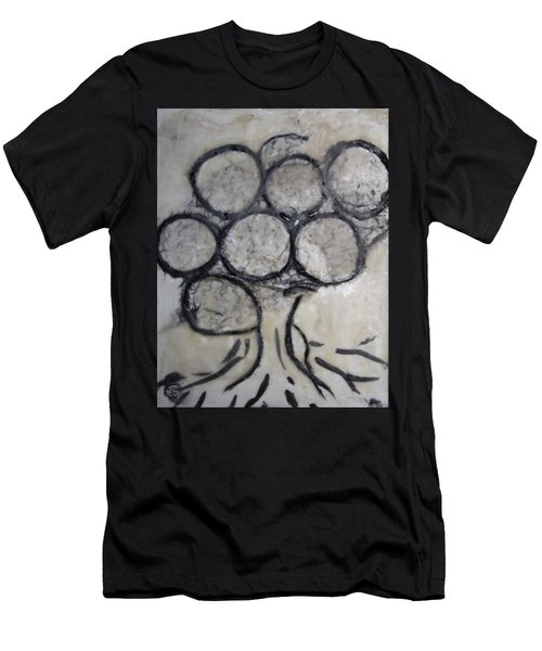 Tree Of Knowledge Men's T-Shirt (Athletic Fit)