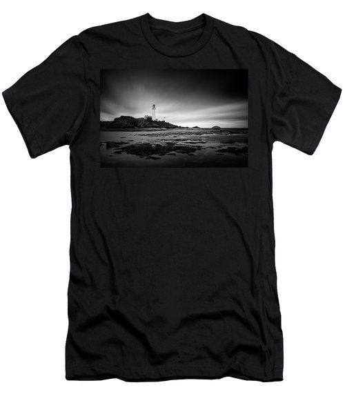 Turnberry Lighthouse Men's T-Shirt (Athletic Fit)