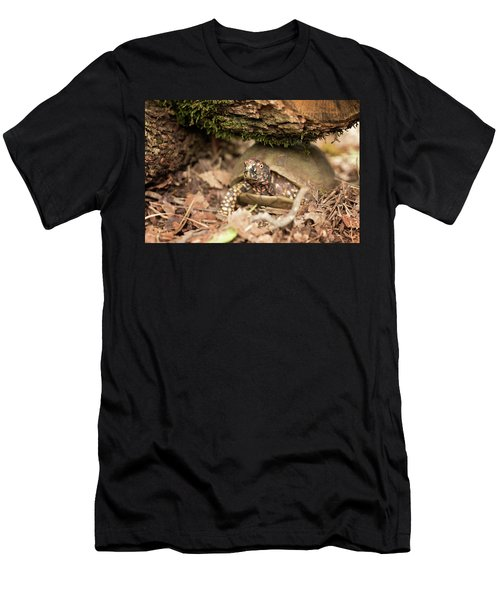 Turtle Town Men's T-Shirt (Athletic Fit)