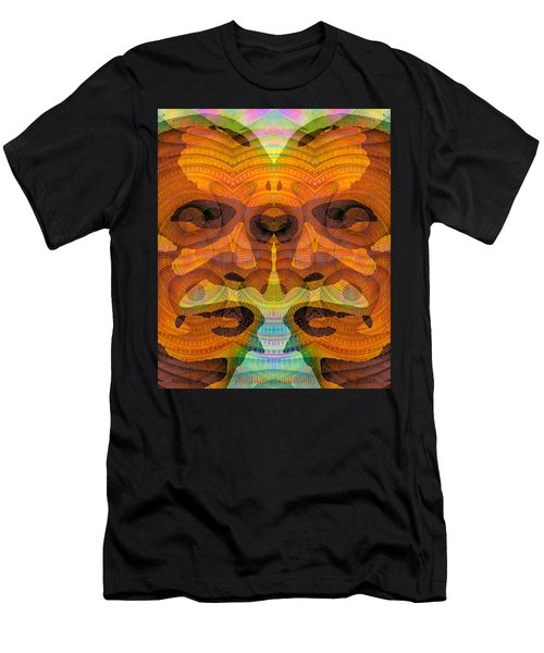 Two-faced Men's T-Shirt (Athletic Fit)