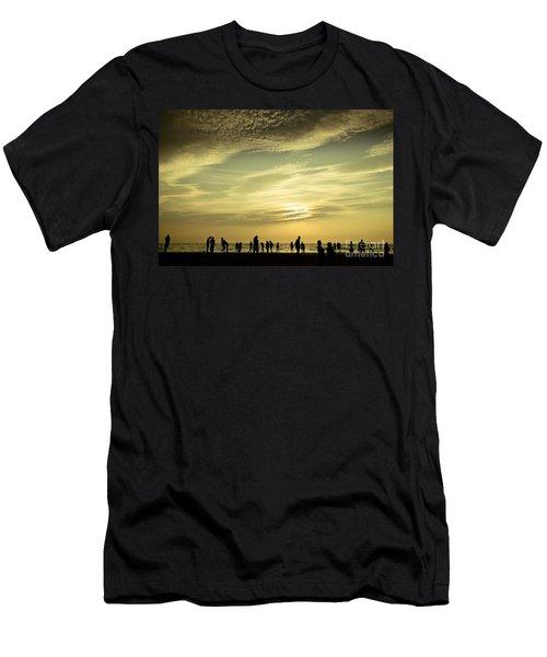 Vanilla Sky Men's T-Shirt (Athletic Fit)