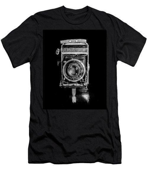 Vintage Camera Men's T-Shirt (Athletic Fit)