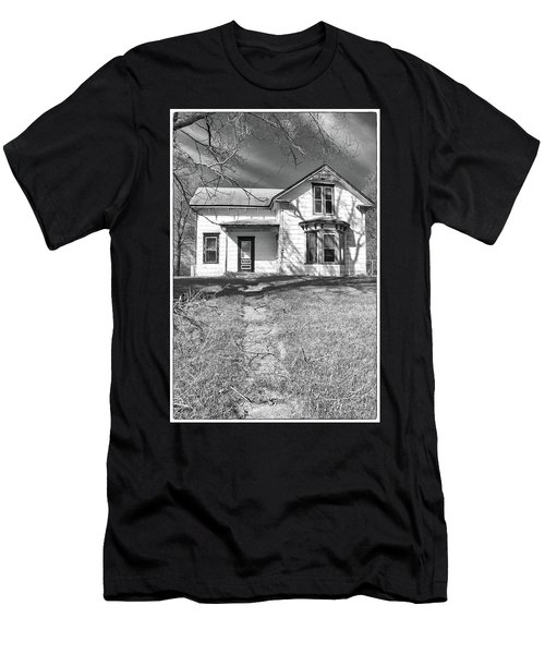 Visiting The Old Homestead Men's T-Shirt (Athletic Fit)