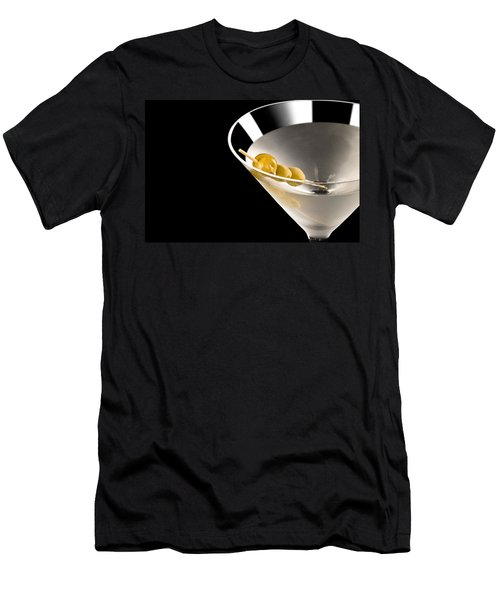 Vodka Martini Men's T-Shirt (Athletic Fit)